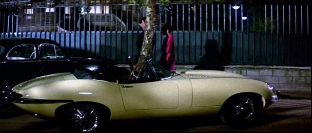 Jaguar-E-Type цвет кузова - primrose