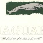 Jaguar XK-E and Mk X USA catalogue 1962