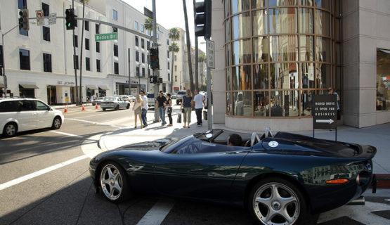 Jaguar XK180 концепт-кар