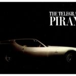 Pirana E-Type concept - The Telegraph's Pirana 1967