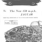 The new 150 m.p.h. Jaguar - The Motor article 1961