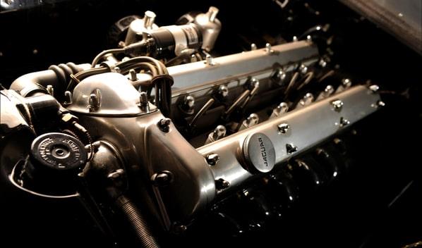 Flajole Forerunner engine (Jaguar XK120 engine)