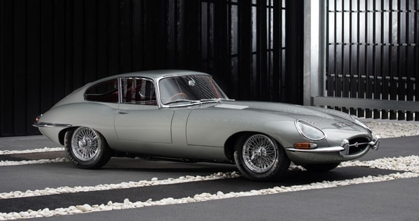 Jaguar E-Type Series 1 Fixed Head Coupe (XK-E Coupe)