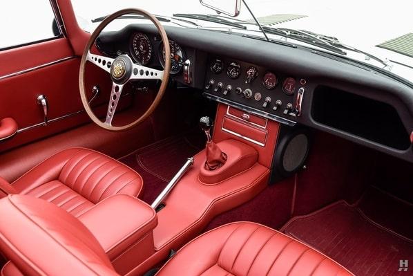 Jaguar E-Type Series 1 OTS