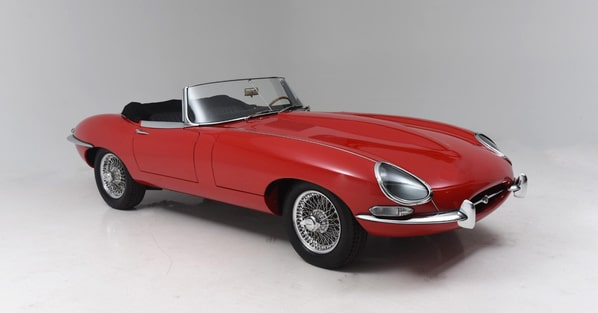 Jaguar E-Type Series 1 (XK-E Series 1)