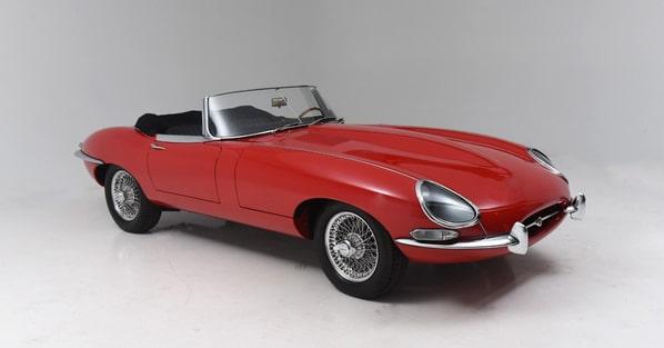 Jaguar E-Type Series 1 (XK-E Series 1)