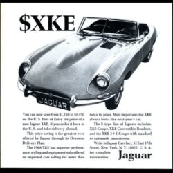 Jaguar E-Type Series 1.5 SXKE