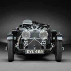 Jaguar SS 100 by Truett