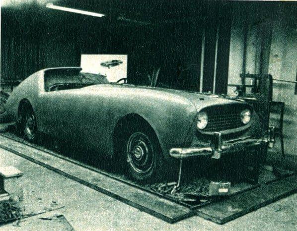 Jaguar XK120 Flajole Forerunner early prototype