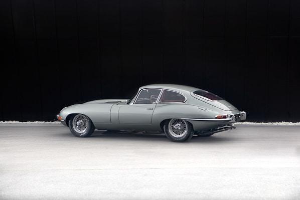 Jaguar XK-E Coupe