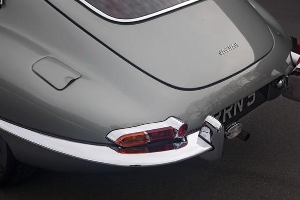 Jaguar XK-E Series 1 Coupe