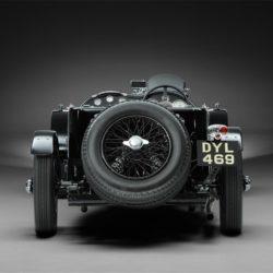 SS 100 Roadster by Truett