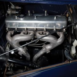 SS Jaguar 3.5 Litre Coupe by Graber engine