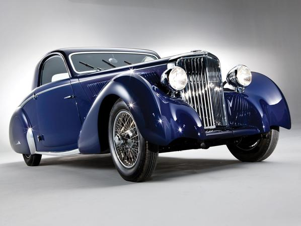 SS Jaguar 3.5 Litre Coupe by Graber