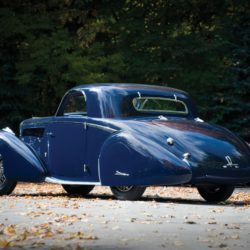 SS Jaguar Coupe by Graber 1938