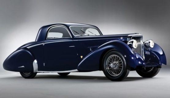 SS Jaguar Coupe by Graber