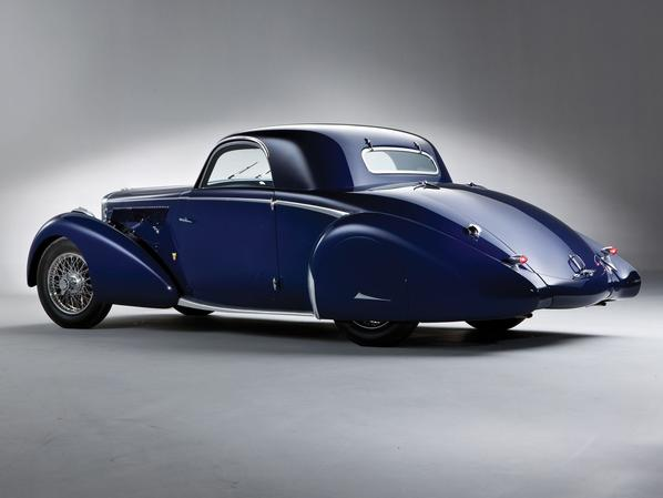 SS Jaguar Coupe by Graber (not SS 100)