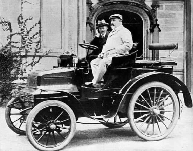 Daimler короля Эдуарда VII