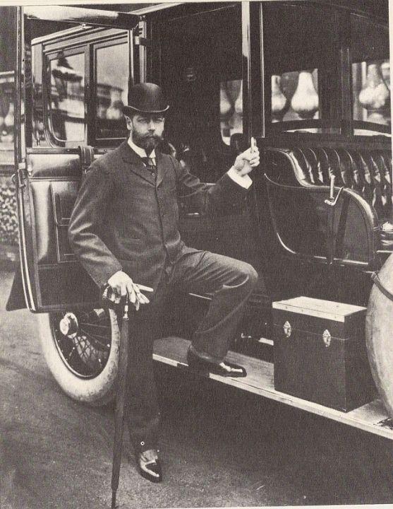 Daimler короля Георга V