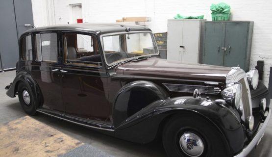 Daimler короля Георга VI