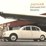 Jaguar 240 and 340 models 1967