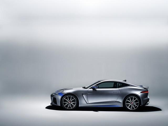 Jaguar F-Type проект SVO