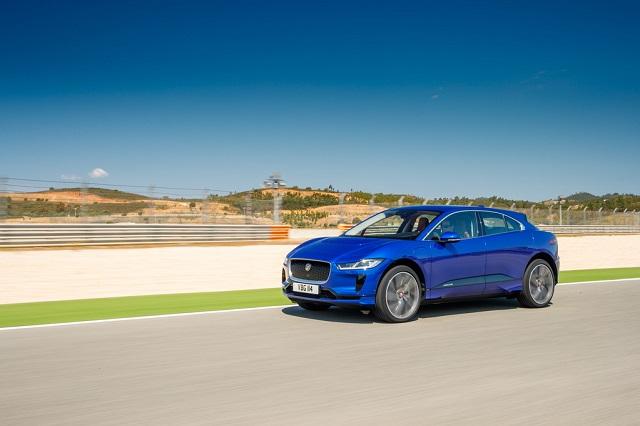 Jaguar I-PACE пресс-тур в Португалии