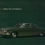 Jaguar Mark Ten 4.2 litre (French catalogue)
