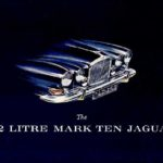 Jaguar Mark Ten broshure 1962