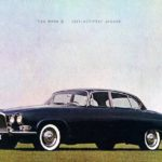 Jaguar Mark X USA catalogue 1961
