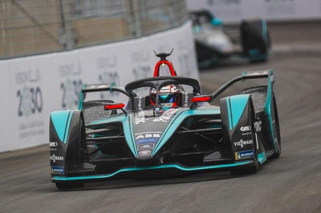 Jaguar-Racing в Formula-E