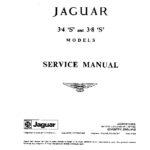 Jaguar S-Type Service Manual