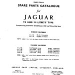 Jaguar S-Type Spare Parts Catalogue