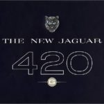 Tne New Jaguar 420G 1966