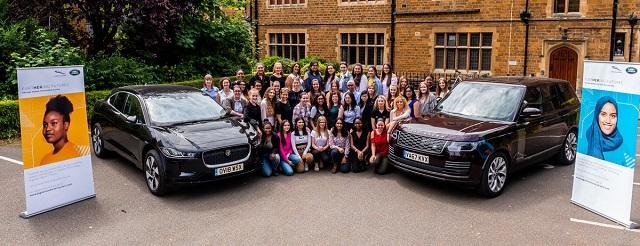 Женщины в Jaguar Land Rover