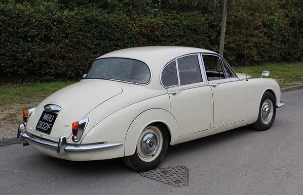 Jaguar 240 2.4 litre