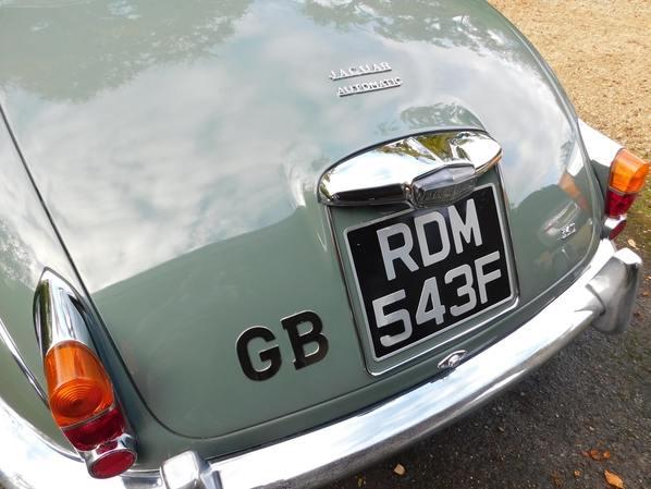 Jaguar 340 1967