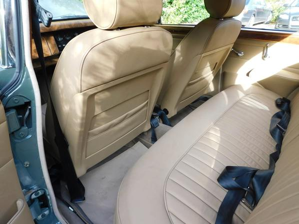 Jaguar 340 seats
