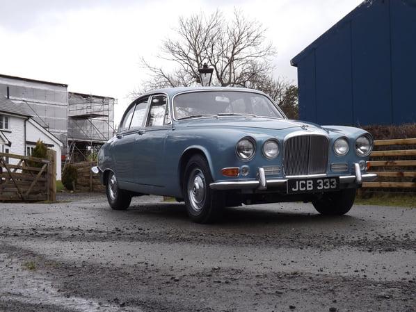 Jaguar 420 1966