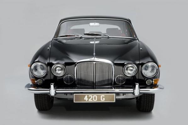 Jaguar 420G 1966