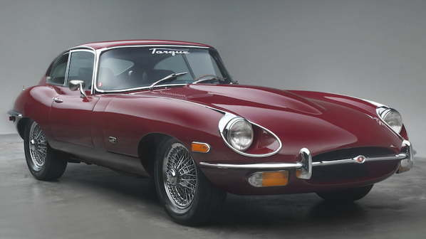 Jaguar E-Type Fixed Head Coupe Series 2 (Coupe)