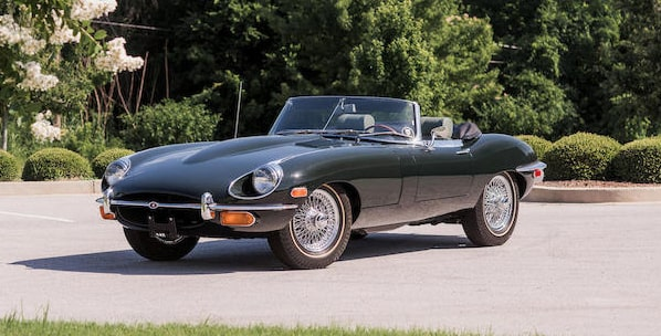 Jaguar E-Type Series 2 (XK-E Series 2)