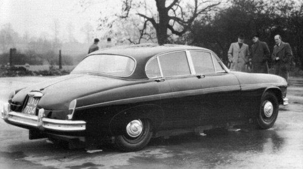 Jaguar Mk 10 prototype