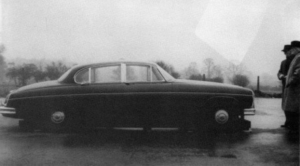 Jaguar Mk X prototype