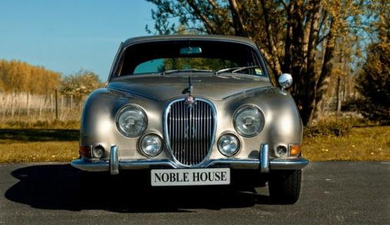 Jaguar S-Type early model