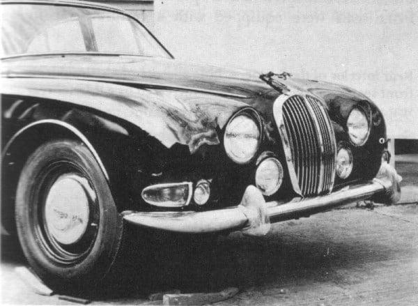 Jaguar S-Type prototype