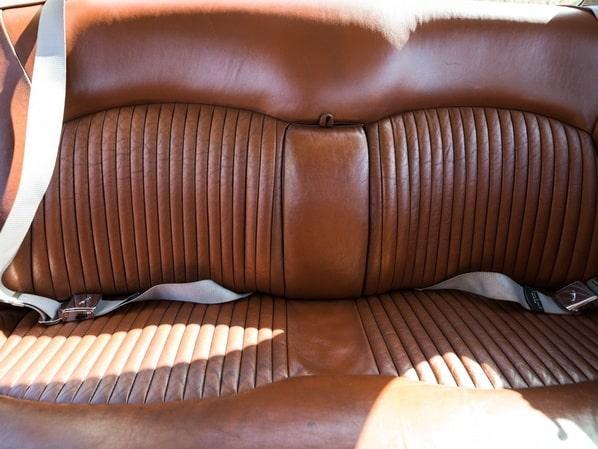 Jaguar S-Type seats