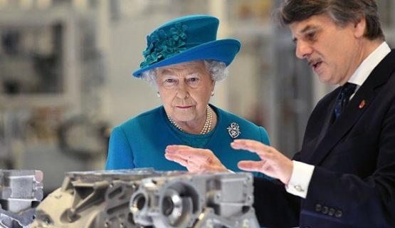 Елизавета II и Ральф Шпет, Brexit