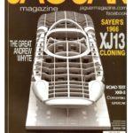 Jaguar Magazine - Sayers's 1966 XJ13 Cloning