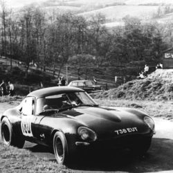E-Type Low Drag Coupe 738 EUT